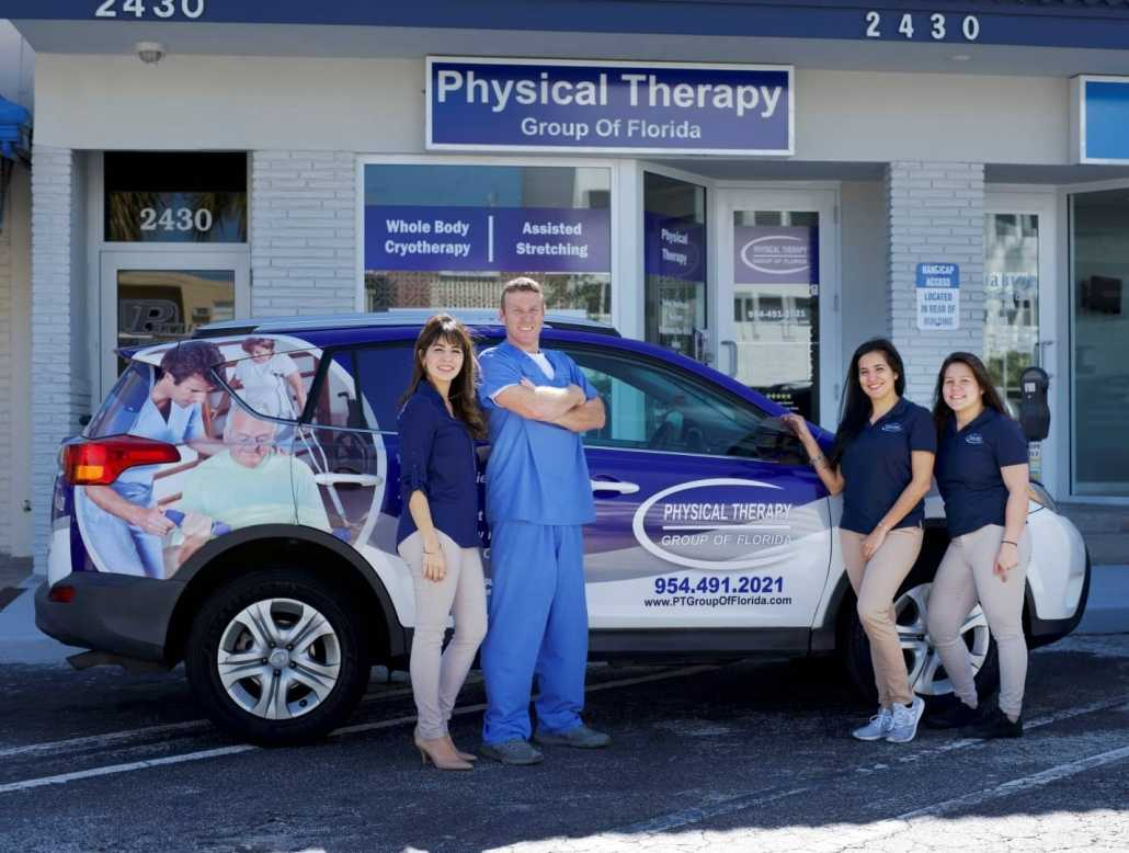 physical therapy group of florida